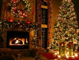 Поздравления с Рождеством 2014 красивые
