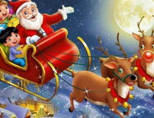 Прикольные поздравления с Рождеством 2014