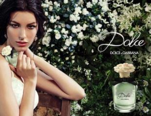 Дольче и Габбана выпустили новый аромат Dolce