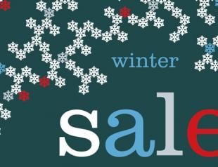 Скидки и распродажи января 2014 в магазинах Украины