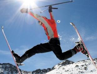 Где в Киеве покататься на санках, лыжах и сноуборде