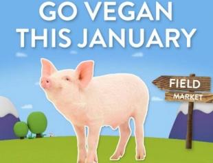 Тренд в Голливуде: месяц без мяса