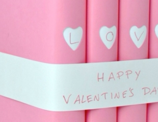 Книга вместо валентинки: что подарить на День Валентина