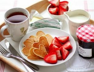 Завтрак в День Валентина: топ 3 идеи