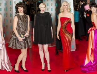 BAFTA 2014: худшие образы церемонии