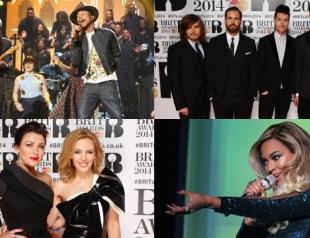 Brit Awards 2014: победители, шоу и красная дорожка