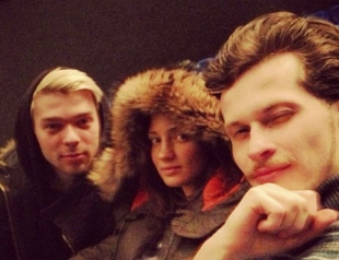 Татьяна Денисова показала своих любимых мужчин