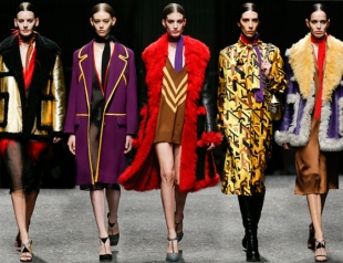 Неделя моды в Милане: Prada осень-зима 2014-2015