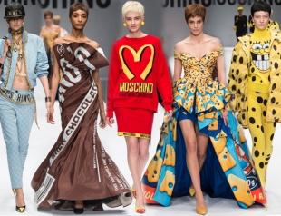 Неделя моды в Милане: Moschino осень-зима 2014-2015