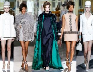 Неделя моды в Милане: Dsquared² осень-зима 2014-2015