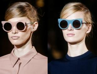 Очки в стиле ретро-минимализм от Stella McCartney
