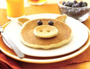 Масленица для маленьких: любимые блюда детей