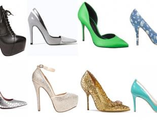 Лучшая обувь к 8 Марта из украинских магазинов