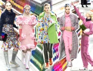 Неделя моды в Париже: Chanel осень-зима 2014-2015