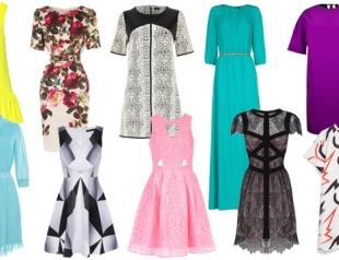 Модные платья сезона весна-лето 2014: что, где, почем