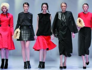Kiev Fashion Days: коллекция Omelya Atelier осень-зима 2014-2015