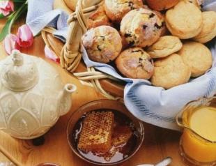 Постная выпечка: пять модных рецептов