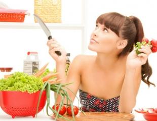 Ошибки в питании у желающих похудеть