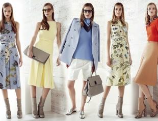 Круизная коллекция Gucci resort 2015
