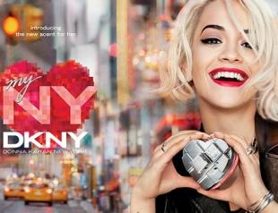 Рита Ора стала лицом парфюма My NY от DKNY