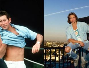 Экскурс в прошлое: редкие фото знаменитостей