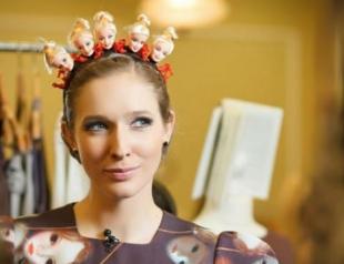 Катя Осадчая согласилась на фотосессию в купальнике