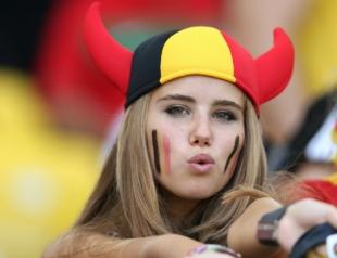 L'Oreal разорвал контракт с 17-летней болельщицей сборной Бельгии