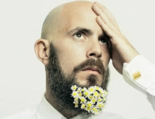 У хипстеров новый тренд - венок для бороды
