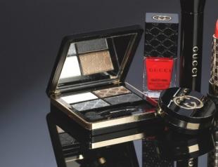 Первая коллекция косметики Gucci выйдет в сентябре