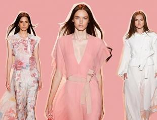 Неделя моды в Нью-Йорке: коллекция BCBG Max Azria, весна-лето 2015