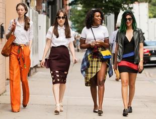Неделя моды в Нью-Йорке: 50 образов street style