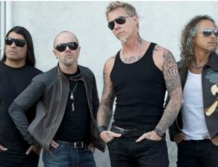 Группа Metallica вошла в книгу рекордов Гиннеса