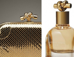 Bottega Veneta посвятили парфюм клатчу с узелком