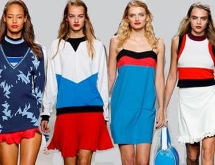 Неделя моды в Лондоне: коллекция Topshop Unique