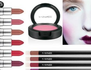 Вышла новая коллекция макияжа М.А.С. The Matt Lip