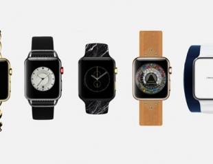 Появились вариации Apple Watch от Chanel и Louis Vuitton