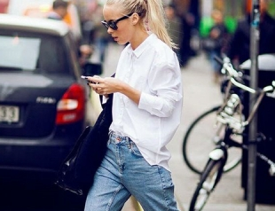 Как вернулись в моду несексуальные мом-джинсы