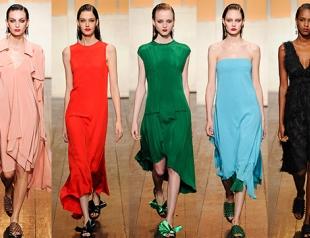 Неделя моды в Париже: Cedric Charlier, весна-лето 2015