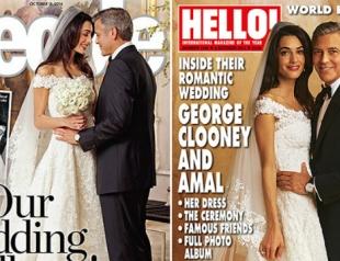 Джордж Клуни подарил невесте поместье в пригороде Лондона