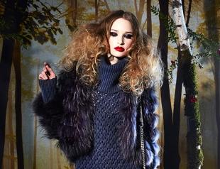Как носить мех этой зимой: 10 способов