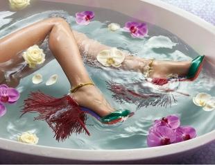 О каких туфлях мечтать: Christian Louboutin, весна-лето 2015