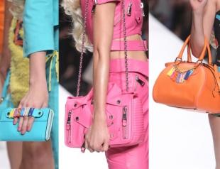 Модные сумки весна-лето 2015: что купить уже сейчас