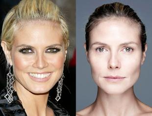 Зачем им макияж: 20 звезд, которым явно лучше без косметики