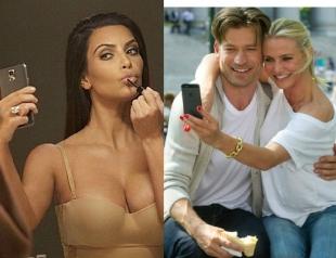 Как звезды используют соцсети: Ким Кардашьян против Камерон Диаз