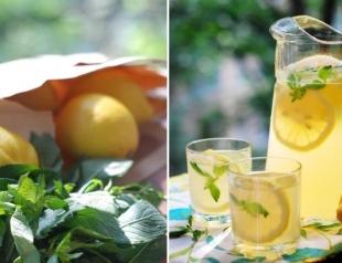 В чем польза лимонных напитков