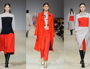 Как сочетать красный цвет в одежде