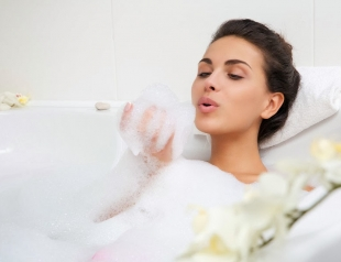 Как сделать кожу моложе в ванной