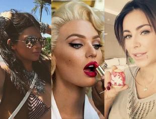 Чем занимались звезды на прошлой неделе: Пасха&Coachella и дикий поцелуй Мадонны