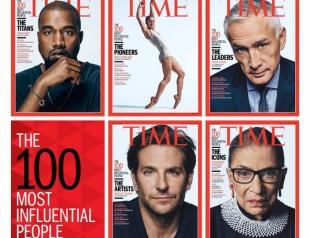Кто вошел в Топ 100 самых влиятельных людей по версии Time