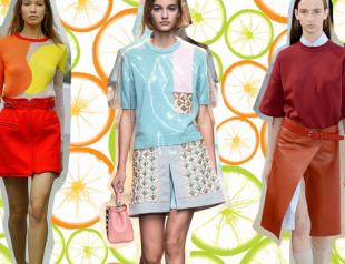 Весна 2015: с чем носить юбку-трапецию